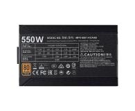 Cooler Master MASTERWATT 550W 80+ BRONZE - 437875 - zdjęcie 6