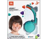JBL JUNIOR JR300BT turkusowy - 436941 - zdjęcie 5