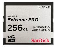 SanDisk 256GB Extreme PRO CFAST 2.0 525MB/s VPG130  - 439568 - zdjęcie 1