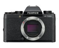 Fujifilm X-T100 czarny body  - 438318 - zdjęcie 1