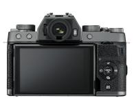 Fujifilm X-T100 srebrny body  - 438320 - zdjęcie 2