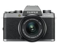 Fujifilm X-T100 + XC 15-45mm f/3.5-5.6 OIS PZ srebrny - 438321 - zdjęcie 1