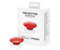 Fibaro The Button kontroler scen czerwony (HomeKit) - 437993 - zdjęcie 2