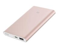 Xiaomi Power Bank Pro 10000 mAh 2A (złoty) - 435004 - zdjęcie 2