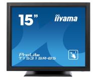 iiyama T1531SR-B5 dotykowy czarny  - 440234 - zdjęcie 2