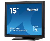 iiyama T1531SR dotykowy czarny  - 440234 - zdjęcie 4