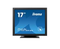 iiyama T1731SR-B5 dotykowy czarny - 440236 - zdjęcie 1
