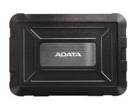 """ADATA Obudowa do dysku 2.5"""" ED600 (USB 3.1, czarny)  - 436649 - zdjęcie 1"""