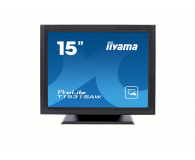 iiyama T1531SAW-B5 dotykowy czarny - 440244 - zdjęcie 1