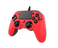 Nacon PlayStation 4 Compact Red - 440783 - zdjęcie 2