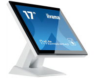 iiyama T1732MSC-W5AG dotykowy biały - 440411 - zdjęcie 4