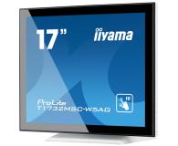iiyama T1732MSC-W5AG dotykowy biały - 440411 - zdjęcie 3