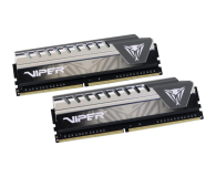 Patriot 16GB (2x8GB) 2666MHz CL16 Viper Elite Grey - 437594 - zdjęcie 2