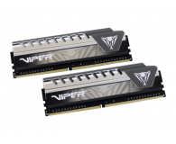 Patriot 16GB 2666MHz Viper Elite Grey CL16 (2x8GB) - 437594 - zdjęcie 2