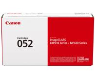 Canon CRG-052 Black 3100 str. (2199C002) - 435056 - zdjęcie 1
