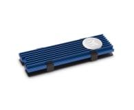 EKWB EK-M.2 NVMe Heatsink - blue - 439683 - zdjęcie 1
