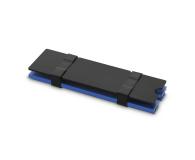 EKWB EK-M.2 NVMe Heatsink - blue - 439683 - zdjęcie 2
