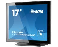 iiyama T1732MSC-B5AG dotykowy czarny  - 440409 - zdjęcie 3