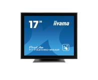 iiyama T1732MSC-B5AG dotykowy czarny  - 440409 - zdjęcie 1