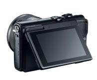 Canon EOS M100 EF-M 15-45mm IS STM czarny + Irista 50GB - 440424 - zdjęcie 3