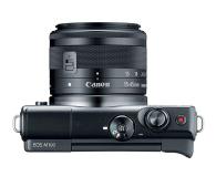 Canon EOS M100 EF-M 15-45mm IS STM czarny + Irista 50GB - 440424 - zdjęcie 4