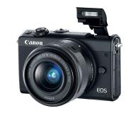 Canon EOS M100 EF-M 15-45mm IS STM czarny + Irista 50GB - 440424 - zdjęcie 6