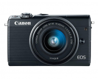 Canon EOS M100 EF-M 15-45mm IS STM czarny + Irista 50GB - 440424 - zdjęcie 8