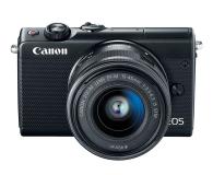 Canon EOS M100 EF-M 15-45mm IS STM czarny + Irista 50GB - 440424 - zdjęcie 1