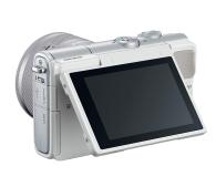 Canon EOS M100 EF-M 15-45mm IS STM biały + Irista 50GB - 440426 - zdjęcie 3