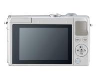 Canon EOS M100 EF-M 15-45mm IS STM biały + Irista 50GB - 440426 - zdjęcie 7