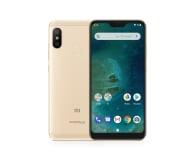 Xiaomi Mi A2 Lite 4/64GB Gold - 437483 - zdjęcie 1