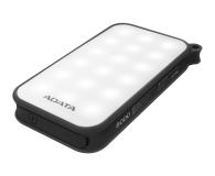 ADATA Power Bank D8000 LED + Głośnik Muvo 1C (czarny) - 500102 - zdjęcie 5