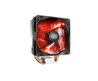 Cooler Master Master Hyper 212 czerwony 120mm - 438228 - zdjęcie 1