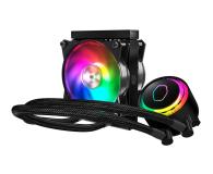 Cooler Master MasterLiquid ML120R RGB 2x120mm - 438146 - zdjęcie 1