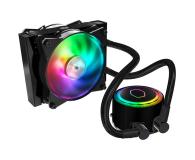 Cooler Master MasterLiquid ML120R RGB 2x120mm - 438146 - zdjęcie 2