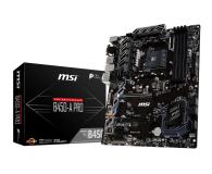 MSI B450-A PRO - 441269 - zdjęcie 1
