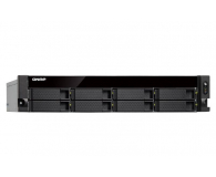 QNAP TS-873U-4G (8xHDD, 4x2.1-3.4GHz, 4GB, 6xUSB,4xLAN) - 438203 - zdjęcie 2