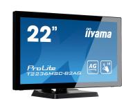 iiyama T2236MSC-B2AG dotykowy - 441171 - zdjęcie 2
