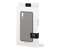 3mk Natural Case do Huawei P20 Black - 435819 - zdjęcie 1