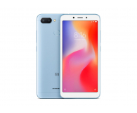Xiaomi Redmi 6 3/64GB Dual SIM LTE Blue   - 437420 - zdjęcie 1