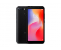 Xiaomi Redmi 6 3/32GB Dual SIM LTE Black - 437417 - zdjęcie 1