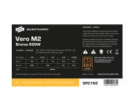 SilentiumPC Vero M2 600W 80 Plus Bronze - 364864 - zdjęcie 7