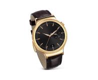 Huawei Watch Golden + Brown Leather - 285625 - zdjęcie 1