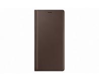 Samsung Leather View Cover do Note 9 brązowe  - 441254 - zdjęcie 2