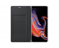 Samsung Leather View Cover do Note 9 czarne - 441253 - zdjęcie 4