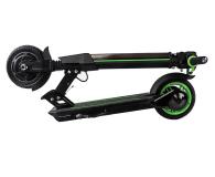 Koowheel E1 Zielona kolorowe oświetlenie  - 441857 - zdjęcie 6