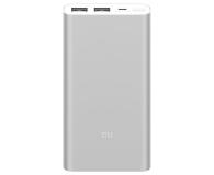 Xiaomi Power Bank 2s 10000 mAh 2A (srebrny) - 443607 - zdjęcie 2