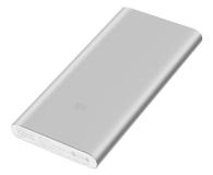 Xiaomi Power Bank 2s 10000 mAh 2A (srebrny) - 443607 - zdjęcie 1