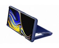 Samsung Clear View Standing Cover do Note 9 niebieski - 441242 - zdjęcie 7