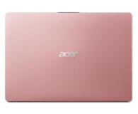 Acer Swift 1 N4000/4GB/120SSD+64/Win10 IPS FHD Różowy - 466495 - zdjęcie 7